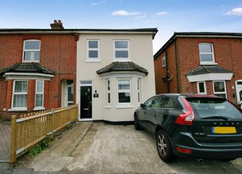 Thumbnail 3 bedroom semi-detached house for sale in Butts Road, Southampton