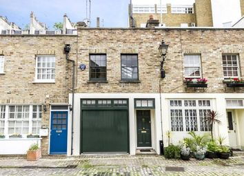 Thumbnail 2 bed terraced house for sale in Conduit Mews, Lancaster Gate, London