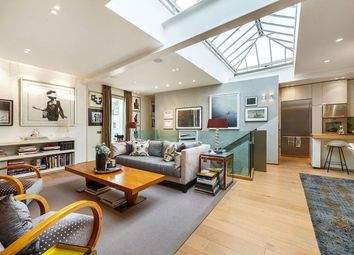 Thumbnail 3 bed property to rent in Napier Place, Kensington, London
