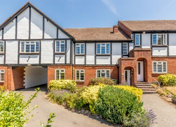 Thumbnail 3 bed flat for sale in Arlington Lodge, Monument Hill, Weybridge