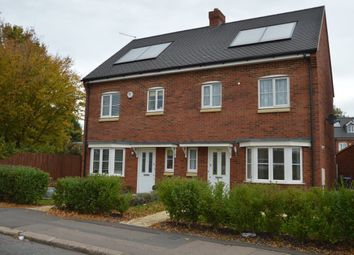 Thumbnail 3 bed semi-detached house to rent in Cole Green Lane, Welwyn Garden City