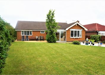 Thumbnail 3 bed detached bungalow for sale in Peveril Drive, Sutton-In-Ashfield