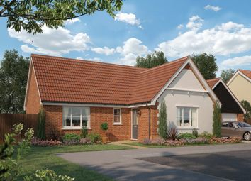 Thumbnail 2 bed detached bungalow for sale in The Santon, St Peter's Place, Church Road, Stutton