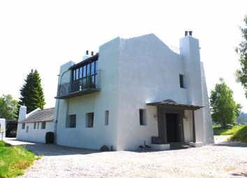 Thumbnail 6 bed country house for sale in The Artist's Cottage, Farr, Inverness
