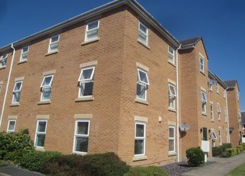 Thumbnail 2 bed flat to rent in Ivatt Drive, Crewe