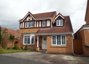 Thumbnail 4 bedroom detached house for sale in Ashurst Grove, Radcliffe, Manchester, Greater Manchester