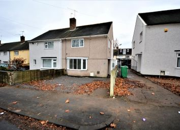 Thumbnail 3 bedroom semi-detached house for sale in Gardendale Avenue, Clifton, Nottingham