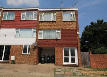 Thumbnail 3 bedroom town house for sale in Havengore Avenue, Gravesend