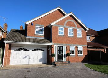 Thumbnail 4 bed detached house for sale in George Close, Canvey Island
