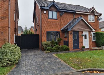 Thumbnail 2 bed semi-detached house for sale in Rame Close, Fazakerley, Liverpool