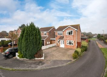 Thumbnail 3 bed detached house for sale in The Warren, Holbury, Southampton
