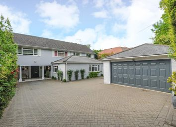 Thumbnail 5 bedroom detached house for sale in Windlesham, Surrey