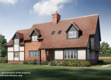 Thumbnail 5 bed detached house for sale in Eltisley Road, Great Gransden, Sandy