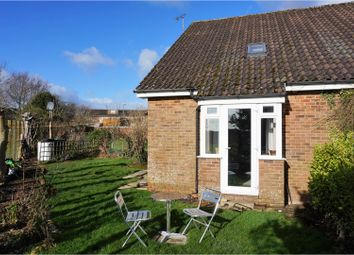 Thumbnail 1 bed semi-detached house for sale in Blackmore Road, Shaftesbury
