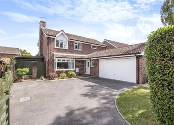 Thumbnail 4 bed detached house for sale in Pauls Way, Crossways, Dorchester