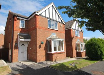 Thumbnail 3 bed detached house for sale in High Croft, Brandon, Durham