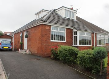 Thumbnail 2 bed semi-detached bungalow for sale in Cumberland Drive, Royton, Oldham