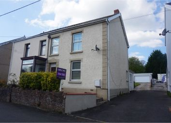 Thumbnail 3 bed semi-detached house for sale in Parklands Road, Ammanford