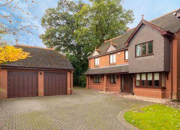 4 bed detached house for sale in Morville Close, Dorridge, Solihull B93