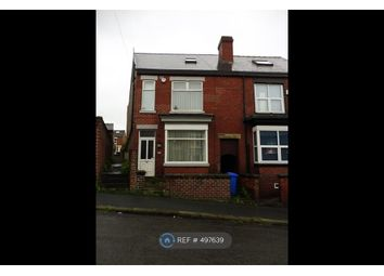 Thumbnail 4 bed end terrace house to rent in Spring View Road, Sheffield