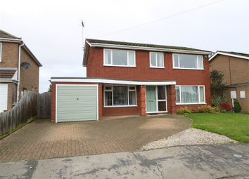 Thumbnail 4 bed detached house for sale in Stephenson Way, Bourne, Lincolnshire
