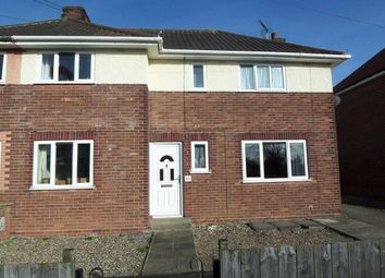 Thumbnail 4 bedroom semi-detached house to rent in Mount Pleasant, Halesworth