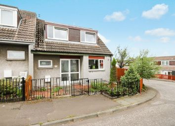 Thumbnail 2 bedroom semi-detached house for sale in Castlehill, Bo'ness