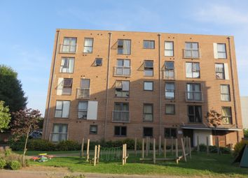 Thumbnail 2 bed flat for sale in Draper Close, West Thurrock