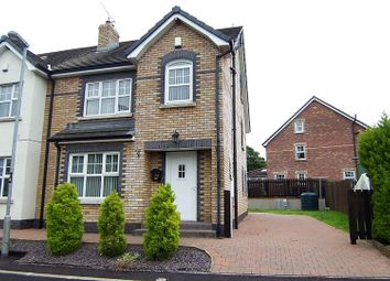 Thumbnail 4 bed semi-detached house for sale in Dervock, Ballymoney