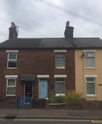 Thumbnail 3 bed terraced house for sale in Bergholt Road, Colchester, Essex