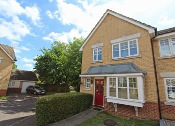 Thumbnail 3 bed semi-detached house for sale in Grosvenor Road, Rayleigh