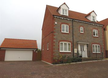 Thumbnail 5 bed property to rent in Foxglove Close, Stoke Gifford, Bristol