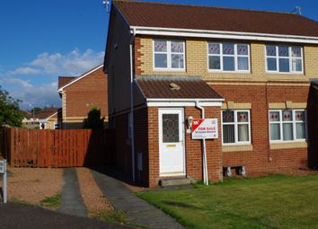 Thumbnail 3 bed semi-detached house for sale in 9 Corsankell Wynd, Saltcoats