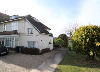 Thumbnail 2 bed flat for sale in The Droveway, St. Margarets Bay, Dover