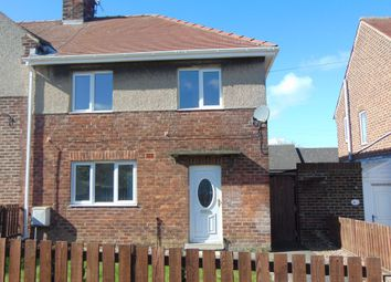Thumbnail 3 Bed Semi Detached House For Sale In Springwell Avenue Langley Park