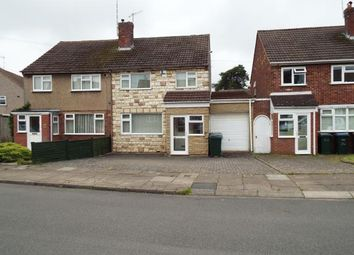 3 bed semi-detached house for sale in Aldbury Rise, Allesley Park, Coventry, West Midlands CV5