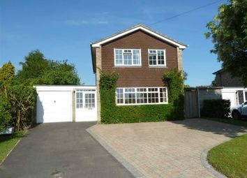 Thumbnail 4 bed detached house for sale in Bramley Crescent, Sonning Common, Sonning Common Reading