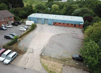 Thumbnail Light industrial for sale in Warehouse And Land, Spring Road, Ibstock, Ibstock, Leicester