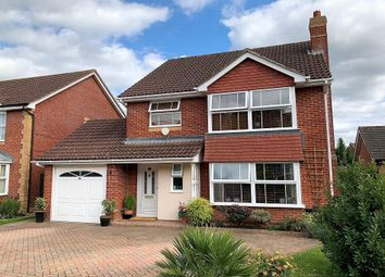 Thumbnail 4 bed detached house for sale in Thomas Drive, Warfield, Berkshire