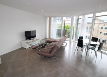 Thumbnail 2 bed flat to rent in Block D, 230 Nottingham One, Canal Street, The City, Nottingham