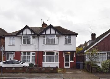 Thumbnail 3 bed semi-detached house for sale in Fairview Avenue, Wembley