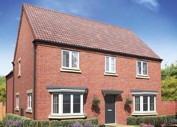 "Thumbnail 4 bed detached house for sale in ""The Forge"" at Lodge Road, Cranfield, Bedford"