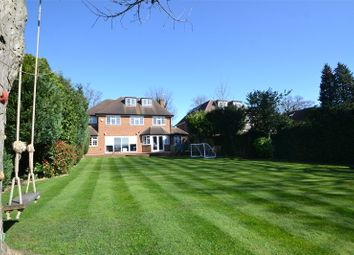 Thumbnail 6 bed detached house for sale in Hempstead Road, Watford