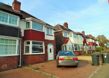 Thumbnail 3 bedroom semi-detached house for sale in Tyburn Road, Erdington
