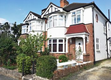Thumbnail 4 bed property to rent in Claremont Road, West Ealing, London