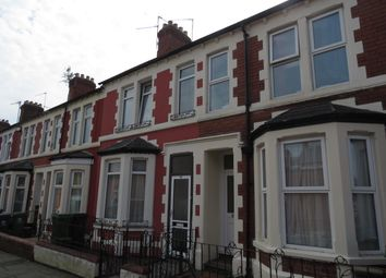 Thumbnail 3 bed property to rent in Cwmdare Street, Cathays, Cardiff