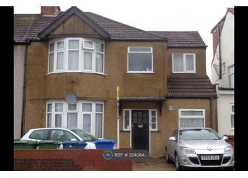 Thumbnail 1 bed flat to rent in Barchester Road, Harrow