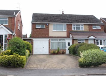 3 bed semi-detached house for sale in Brook Street, Wall Heath, Kingswinford DY6