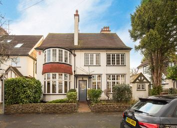 Thumbnail 4 bed detached house to rent in Cedars Avenue, Rickmansworth