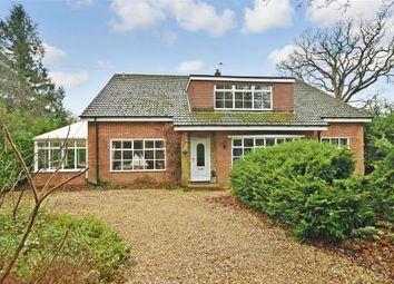 Thumbnail 6 bed detached house for sale in Woodmancote Lane, Woodmancote, Emsworth, Hampshire